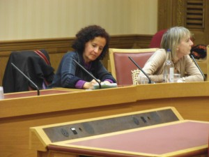 MAMA COCA director, Maria Moreno @ Need 4DP Reform Meeting: C Katherine Rohan